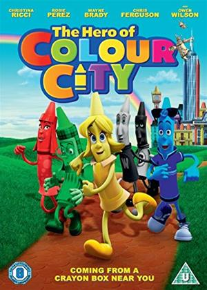 Rent The Hero of Color City Online DVD Rental