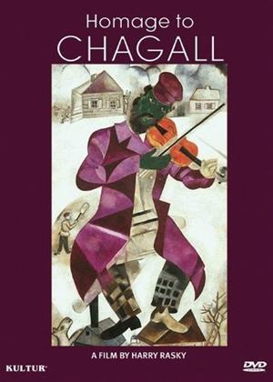Rent Homage to Chagall: The Colours of Love Online DVD & Blu-ray Rental