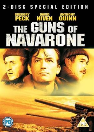 Rent The Guns of Navarone Online DVD Rental