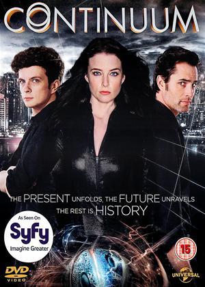 Rent Continuum: Series 3 Online DVD Rental