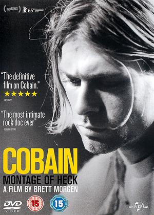 Rent Kurt Cobain: Montage of Heck Online DVD Rental