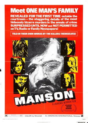 Rent Manson Online DVD Rental
