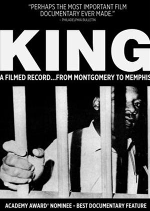 Rent King: A Filmed Record... Montgomery to Memphis Online DVD Rental