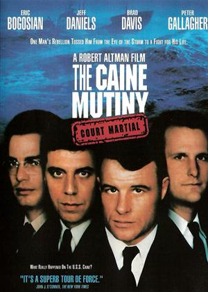 Rent The Caine Mutiny Court-Martial Online DVD Rental