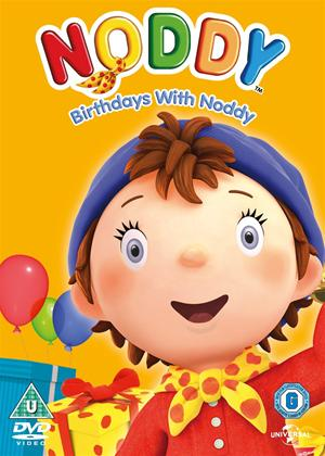 Rent Noddy in Toyland: Birthdays with Noddy Online DVD Rental