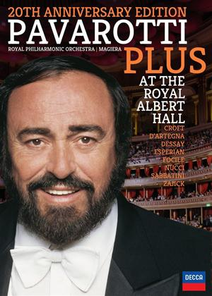 Rent Pavarotti: Pavarotti Plus Online DVD Rental
