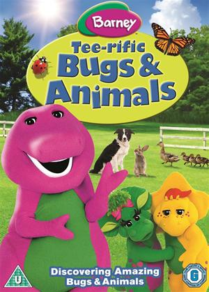 Rent Barney: Tee-rific Bugs and Animals Online DVD Rental