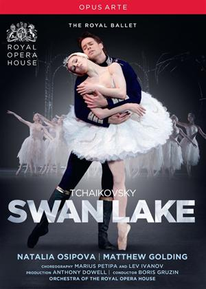 Rent Swan Lake: The Royal Ballet Online DVD Rental