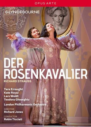 Rent Der Rosenkavalier: Glyndebourne (Ticciati) Online DVD Rental