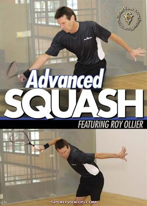 Rent Advanced Squash with Roy Ollier Online DVD Rental