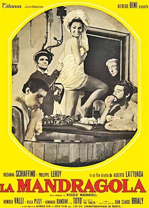 Rent Mandragola (aka La mandragola) Online DVD Rental