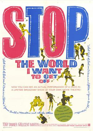 Rent Stop the World: I Want to Get Off Online DVD Rental