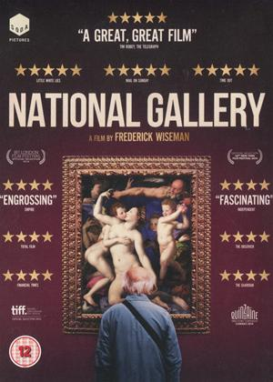National Gallery Online DVD Rental