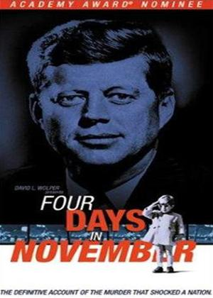 Rent Four Days in November Online DVD Rental