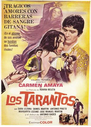 Rent Los Tarantos Online DVD Rental