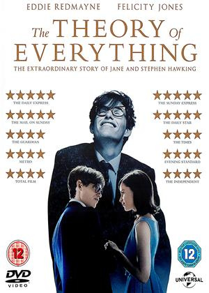 Rent The Theory of Everything Online DVD & Blu-ray Rental