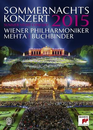 Rent Sommernachtskoncert 2015: Wiener Philharmoniker (Mehta) Online DVD Rental