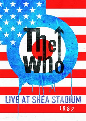 Rent The Who: Live at Shea Stadium 1982 Online DVD Rental