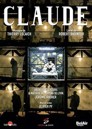 Rent Claude: Opéra National de Lyon (Rhorer) Online DVD Rental