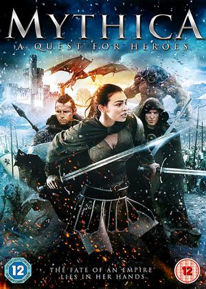 Mythica: A Quest for Heroes Online DVD Rental