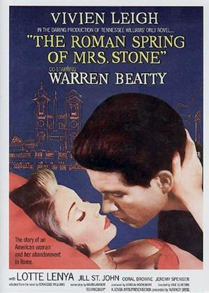 Rent The Roman Spring of Mrs. Stone Online DVD Rental