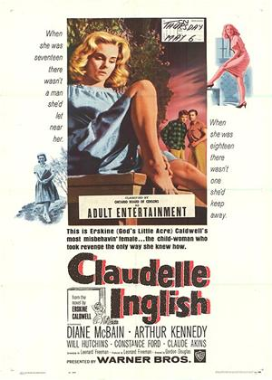 Claudelle Inglish Online DVD Rental