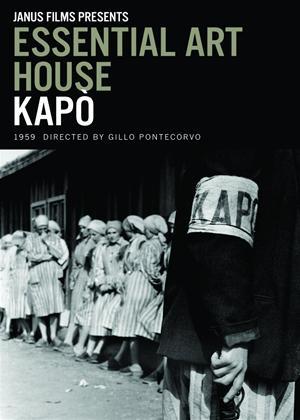Rent Kapo (aka Kapò) Online DVD Rental