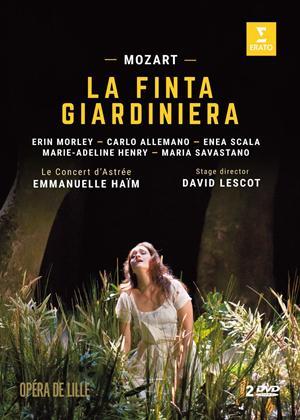 Rent Mozart: La Finta Giardiniera Online DVD Rental