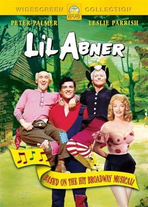 Rent Li'l Abner Online DVD Rental