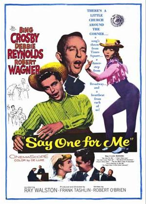 Rent Say One for Me Online DVD Rental