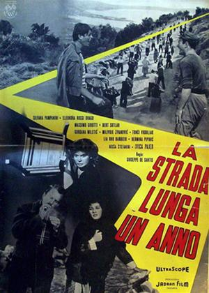 Rent The Road a Year Long (aka La strada lunga un anno) Online DVD Rental