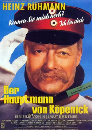 Rent The Captain of Kopenick (aka Der Hauptmann von Köpenick) Online DVD Rental