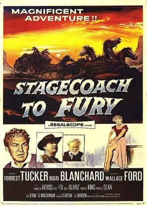 Rent Stagecoach to Fury Online DVD Rental
