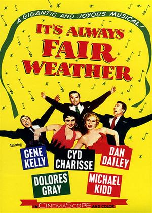 Rent It's Always Fair Weather Online DVD Rental