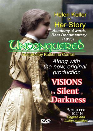 Rent Helen Keller in Her Story (aka The Unconquered) Online DVD & Blu-ray Rental
