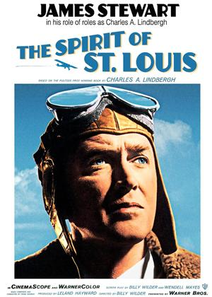 Rent The Spirit of St. Louis Online DVD Rental