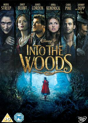 Rent Into the Woods Online DVD Rental