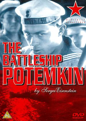 Rent Battleship Potemkin (aka Bronenosets Potyomkin) Online DVD Rental