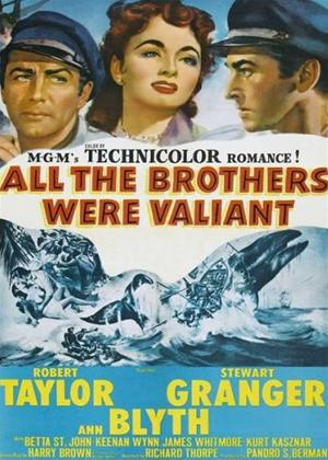 Rent All the Brothers Were Valiant Online DVD Rental