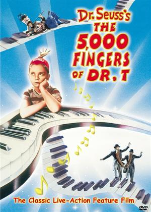 Rent The 5,000 Fingers of Dr. T Online DVD Rental