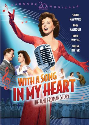 Rent With a Song in My Heart Online DVD & Blu-ray Rental