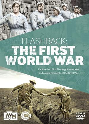 Rent Flashback: The First World War Online DVD Rental
