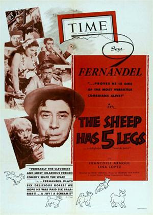 Rent The Sheep Has Five Legs (aka Le mouton à cinq pattes) Online DVD Rental