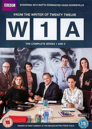 W1A: Series 1 and 2 Online DVD Rental