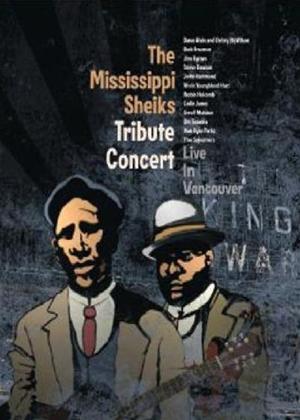 Rent The Mississippi Sheiks Tribute Concert Online DVD Rental