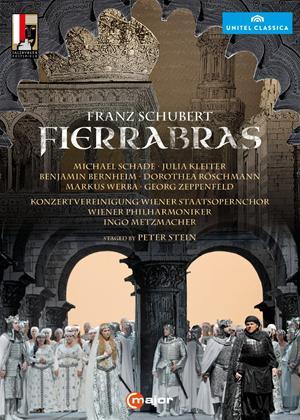 Rent Fierrabras: Salzburg Festival (Metzmacher) Online DVD Rental