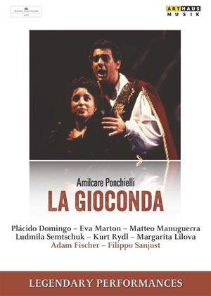 Rent La Gioconda: Vienna State Opera (Adam Fischer) Online DVD & Blu-ray Rental
