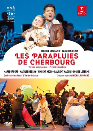 Rent Les Parapluies De Cherbourg Online DVD Rental