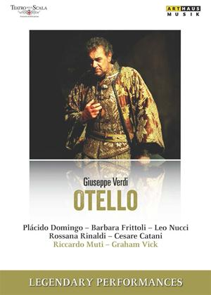 Rent Otello: Teatro Alla Scalla (Muti) Online DVD Rental