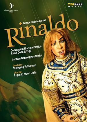 Rent Rinaldo: Ludwigsburg Palace Theatre (Katschner) Online DVD Rental